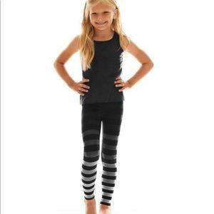K-DEER Jody Stripe Leggings
